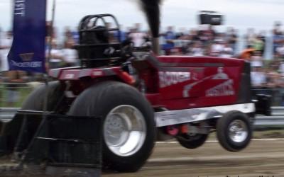 Photos du tracteur pulling à Bouconville 2010